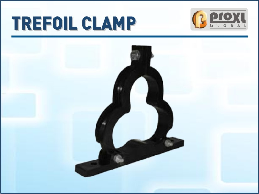 FRP Trefoil Clamps