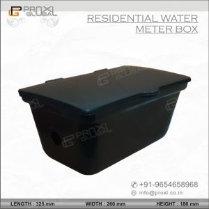 Residential Water Meter Box