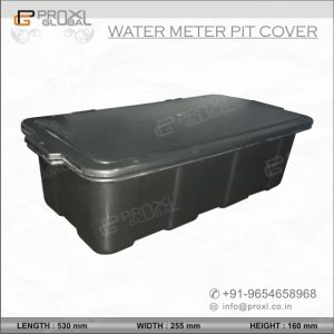Water Meter Pit Cover